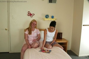 Spanked With Caroline - image1