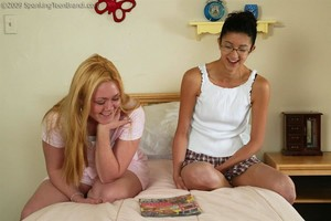 Spanked With Caroline - image3