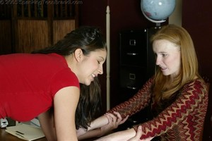 School Scene With Jessica, Pt. 2 - image3