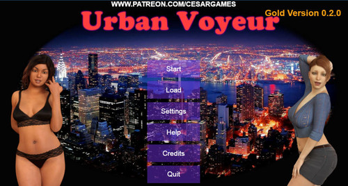 Urban Voyeur [v0.3.1 GOLD] [Cesar Games] Adult Sex Games