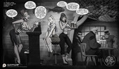 XXX bdsm comic - SleepyGimp - Nancy Templeton - In Trouble Again + Textless version + French version