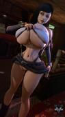 Soldiersside - Big Titty 3D Elf Girl Tittyfucking + Sex Adventures with Tifa Lockhart 3D