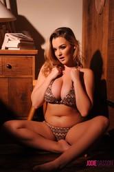 Jodie Gasson - Jodie Strips in Bedroom  j6rj1w96p5.jpg