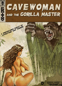 Cavewoman and the Gorilla Master