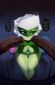 JLullaby - Pollinated - Sexy monster pokemon girl