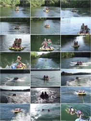 JennyJinx - Tubing with Jenny Blighe (FullHD/1920p/1.11 GB) ManyVids