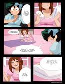 Merunyaa - Untitled Boku no My Hero Academia Diaper Sex Comic