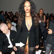 Rihanna pussy upskirt pics