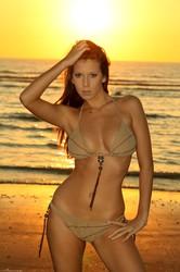 Lizzie Ryan - Beach Sunset  e6rmp4p4sp.jpg