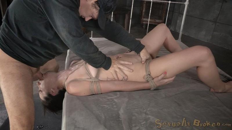 Bondage and rough sex with natasha starr