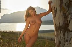 Heather - Sundown At The Lake  s6rrgx0yor.jpg