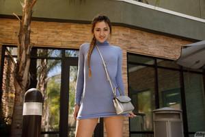 Keira Romero - Keira Romero Has Dress Trouble  l6rsn5kjpw.jpg